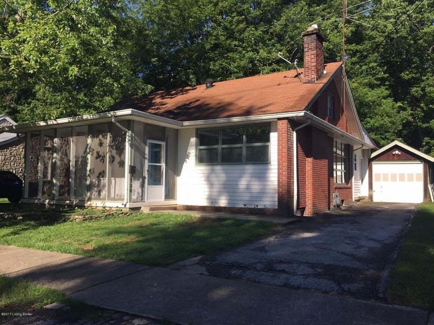 Single Family Home for Sale at 520 Plainview Avenue Shelbyville, Kentucky 40065 United States