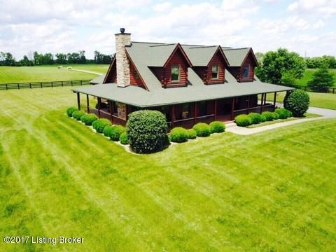 Single Family Home for Sale at 1142 Aiken Road Shelbyville, Kentucky 40065 United States