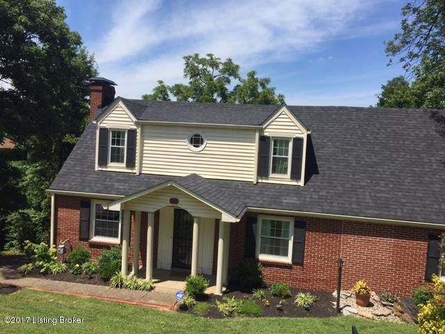 Single Family Home for Sale at 2423 Ashwood Drive Louisville, Kentucky 40205 United States