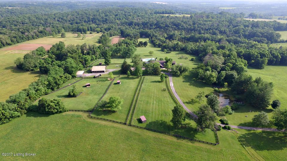 Farm / Ranch / Plantation for Sale at 6701 Shrader Lane La Grange, Kentucky 40031 United States