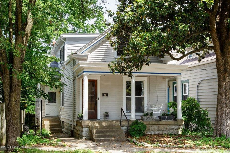 Single Family Home for Sale at 2113 Patterson Avenue Louisville, Kentucky 40204 United States