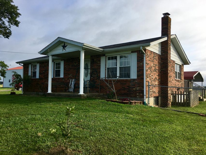 Single Family Home for Sale at 3708 Berrytown Road Rineyville, Kentucky 40162 United States