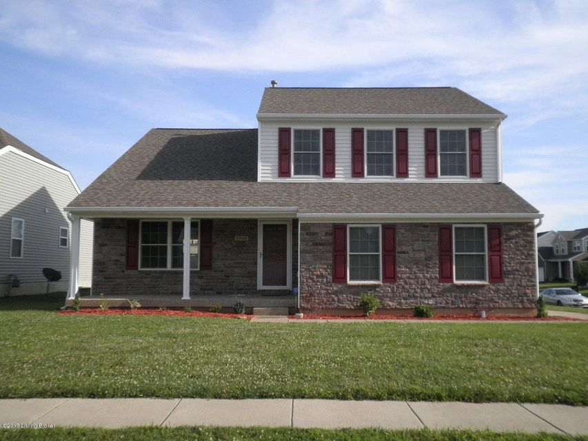 Single Family Home for Sale at 5510 Goldeneye Place Louisville, Kentucky 40218 United States