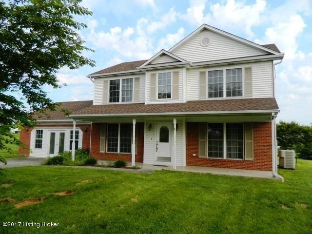 Single Family Home for Sale at 117 Huntington Lane Rineyville, Kentucky 40162 United States