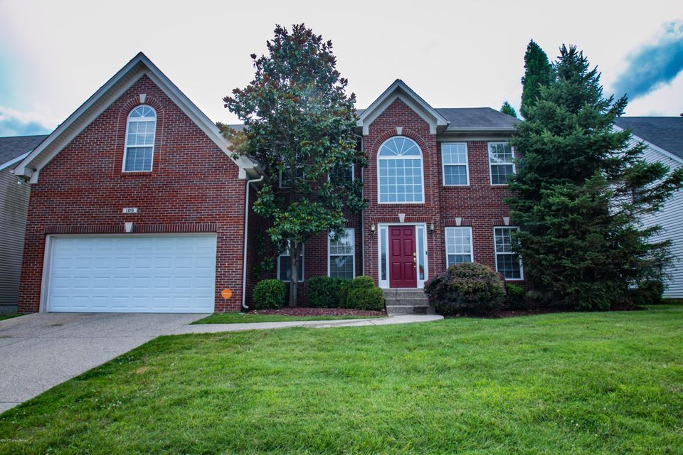 Single Family Home for Sale at 106 Arlington Meadows Drive Louisville, Kentucky 40023 United States