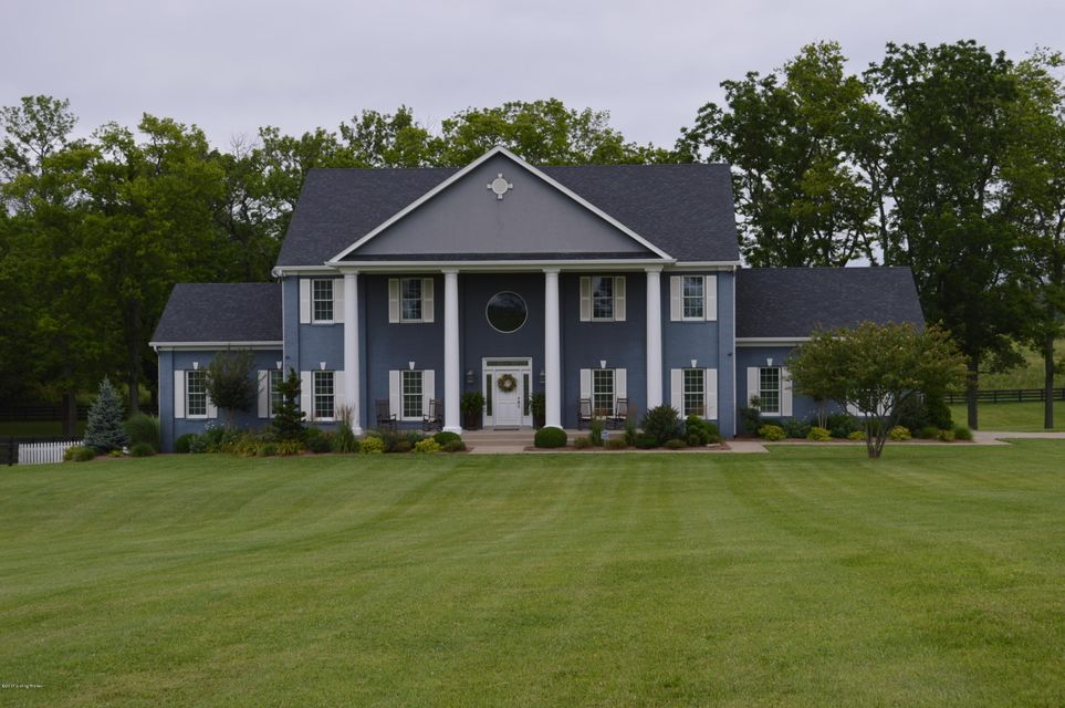 Single Family Home for Sale at 8583 Shelbyville Road Simpsonville, Kentucky 40067 United States