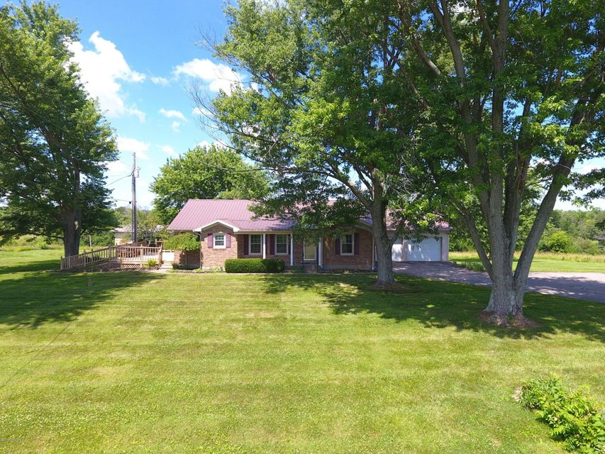 Single Family Home for Sale at 4021 LaGrange Road 4021 LaGrange Road Smithfield, Kentucky 40068 United States