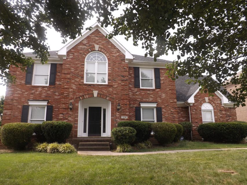 Single Family Home for Sale at 1118 Lake Bluff Circle Louisville, Kentucky 40245 United States