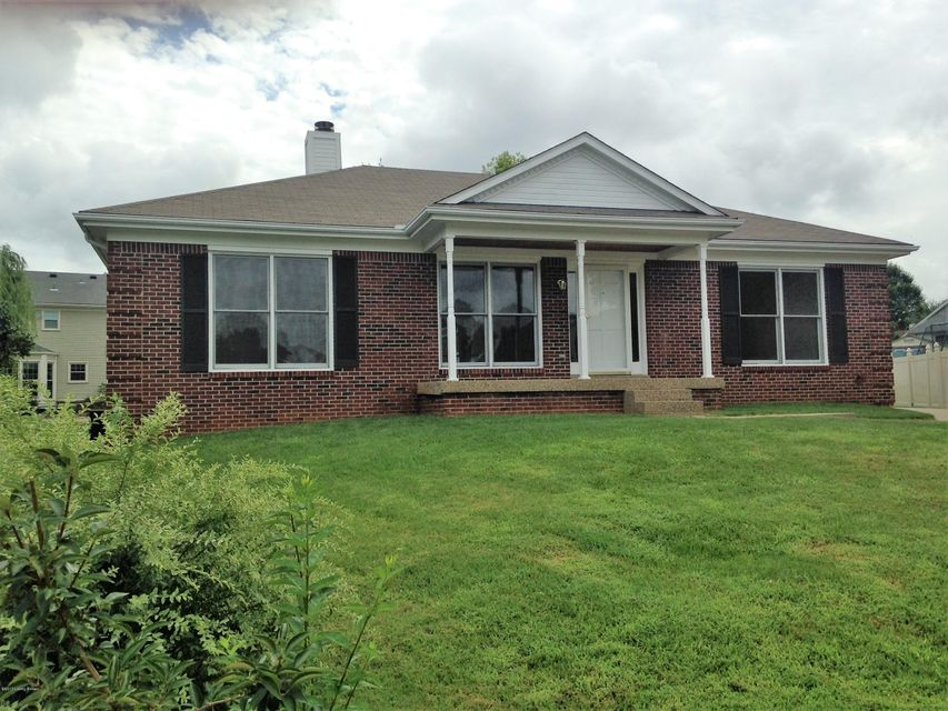 Single Family Home for Sale at 3111 Binnacle Place Louisville, Kentucky 40220 United States