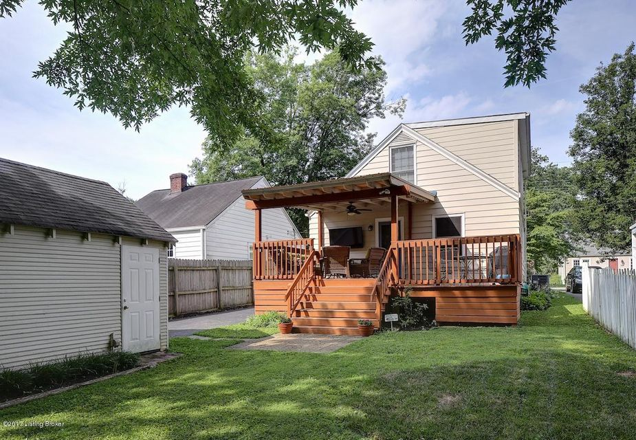 Additional photo for property listing at 307 Clover Lane  Louisville, Kentucky 40207 United States