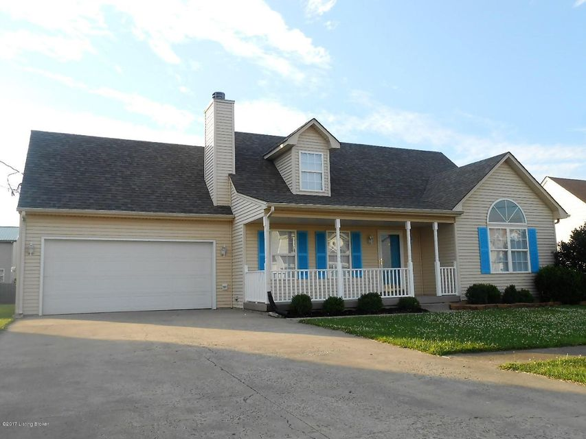 Single Family Home for Sale at 104 Wayne Way Radcliff, Kentucky 40160 United States