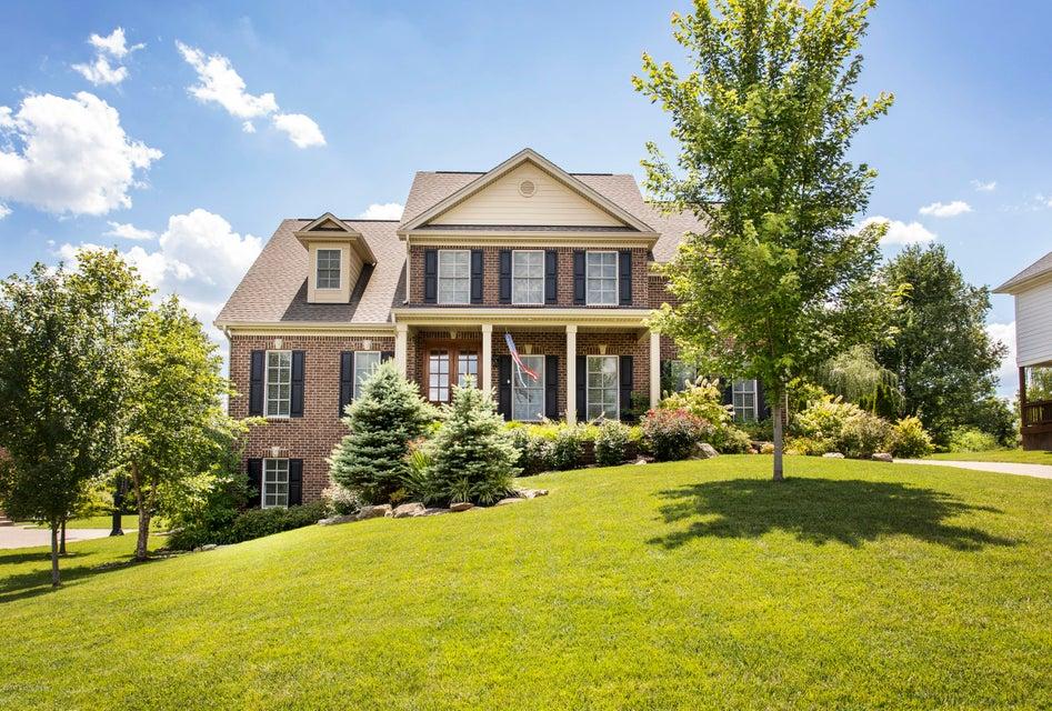 Single Family Home for Sale at 1803 Hampton Way Goshen, Kentucky 40026 United States