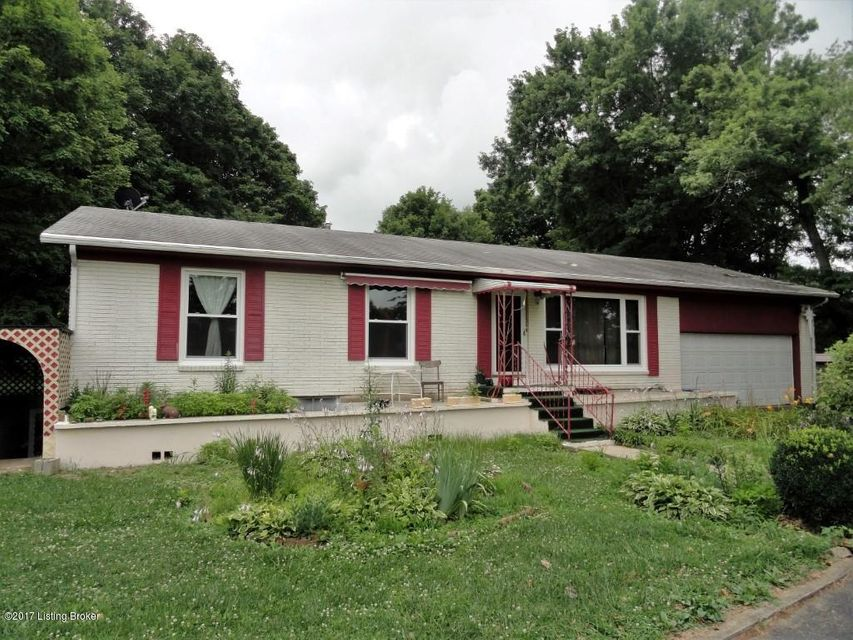 Single Family Home for Sale at 776 Highland Avenue 776 Highland Avenue Vine Grove, Kentucky 40175 United States