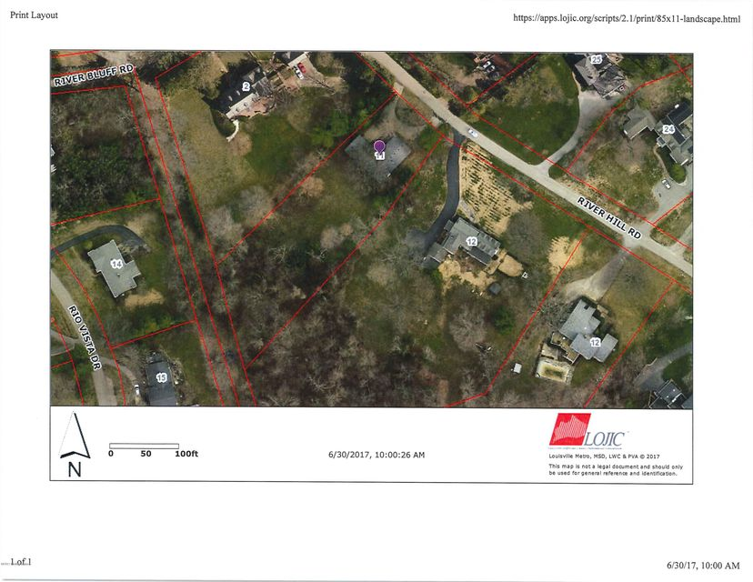 Additional photo for property listing at 11 River Hill Road  Louisville, Kentucky 40207 United States