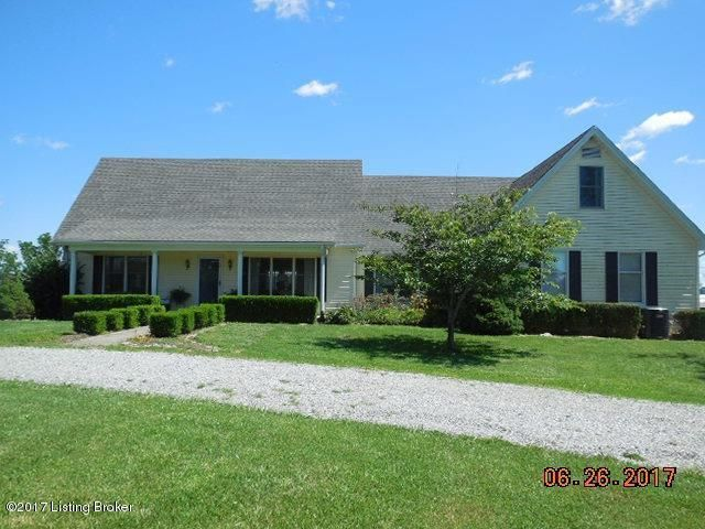 Single Family Home for Sale at 1221 Johnson Road 1221 Johnson Road Lawrenceburg, Kentucky 40342 United States