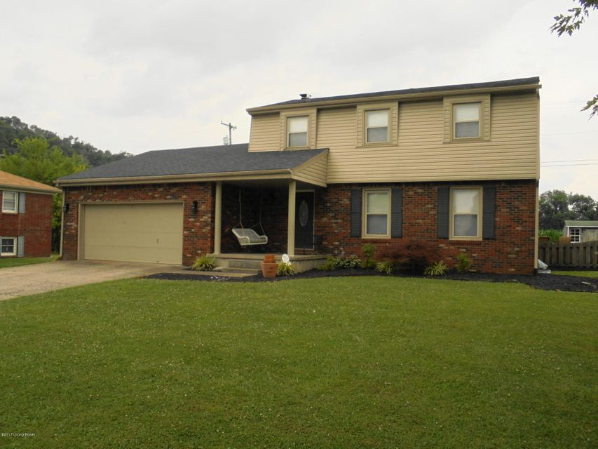 Single Family Home for Sale at 214 Deatherage Drive 214 Deatherage Drive Carrollton, Kentucky 41008 United States