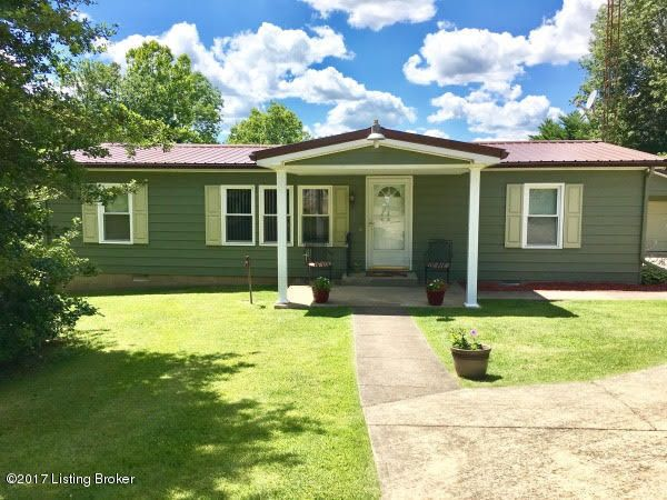 Single Family Home for Sale at 136 Cardinal Lane 136 Cardinal Lane Falls Of Rough, Kentucky 40119 United States