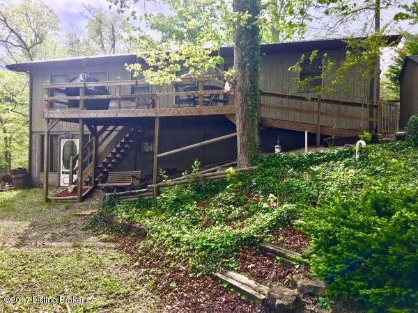 Single Family Home for Sale at 410 Paradise Acres Lane 410 Paradise Acres Lane Falls Of Rough, Kentucky 40119 United States