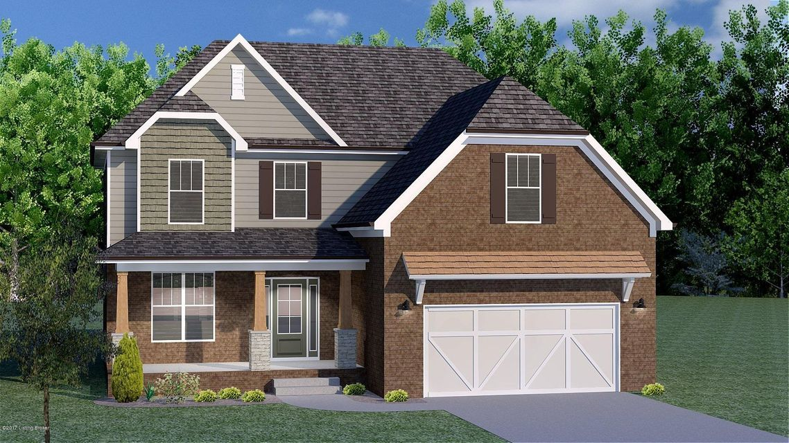 Single Family Home for Sale at Lot #4 Jefferson Park Place Louisville, Kentucky 40299 United States