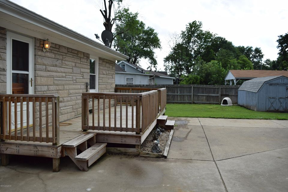 Additional photo for property listing at 935 W Florence Avenue  Louisville, Kentucky 40215 United States