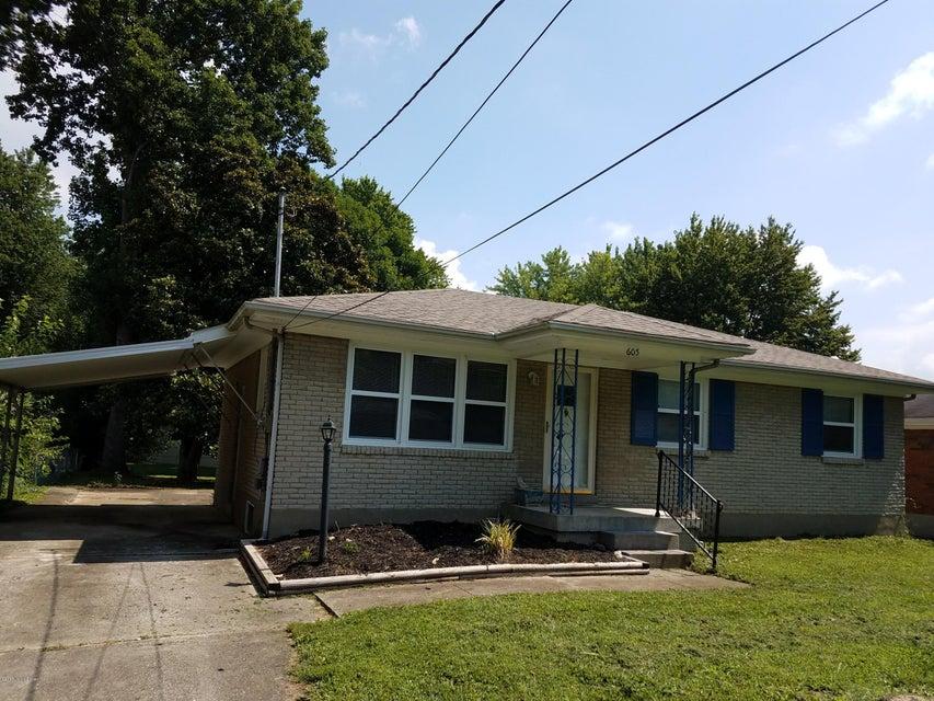605 Tin Dor Way, Fairdale, KY 40118