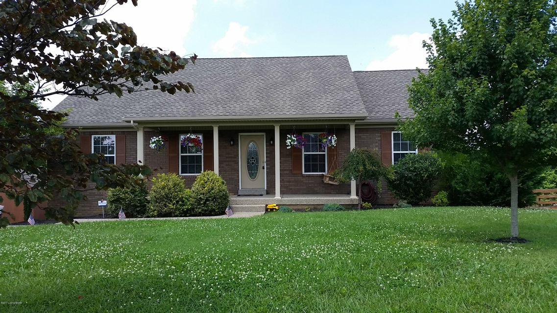 Single Family Home for Sale at 258 Elliott Court Taylorsville, Kentucky 40071 United States