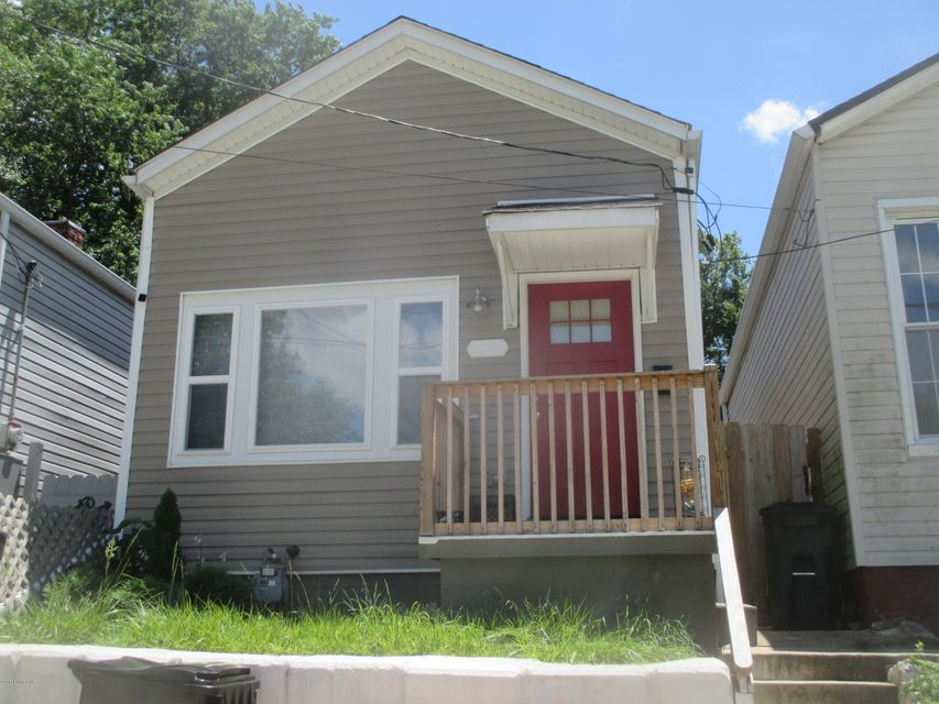 Single Family Home for Sale at 1216 Fern Street Louisville, Kentucky 40204 United States