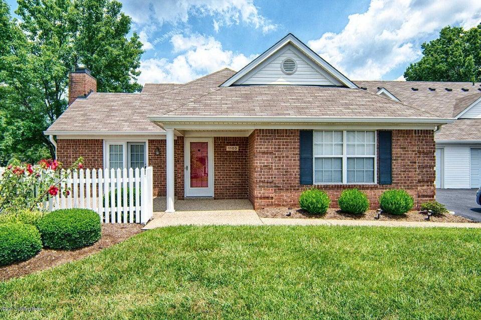 Condominium for Sale at 1103 Fox Glen Way Louisville, Kentucky 40242 United States