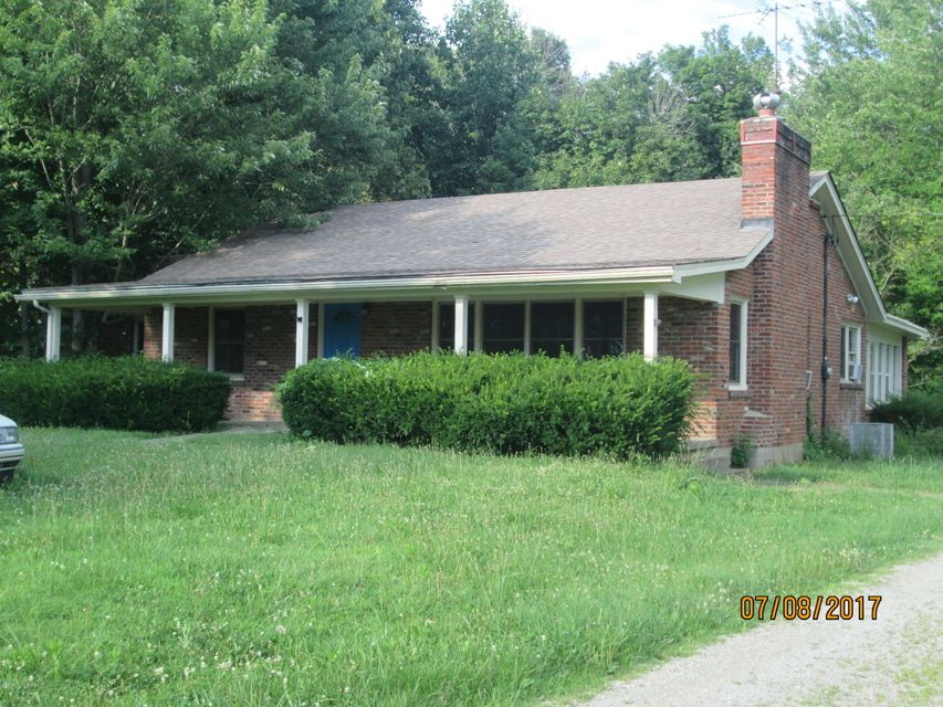 Single Family Home for Sale at 3649 Zoneton Road Shepherdsville, Kentucky 40165 United States