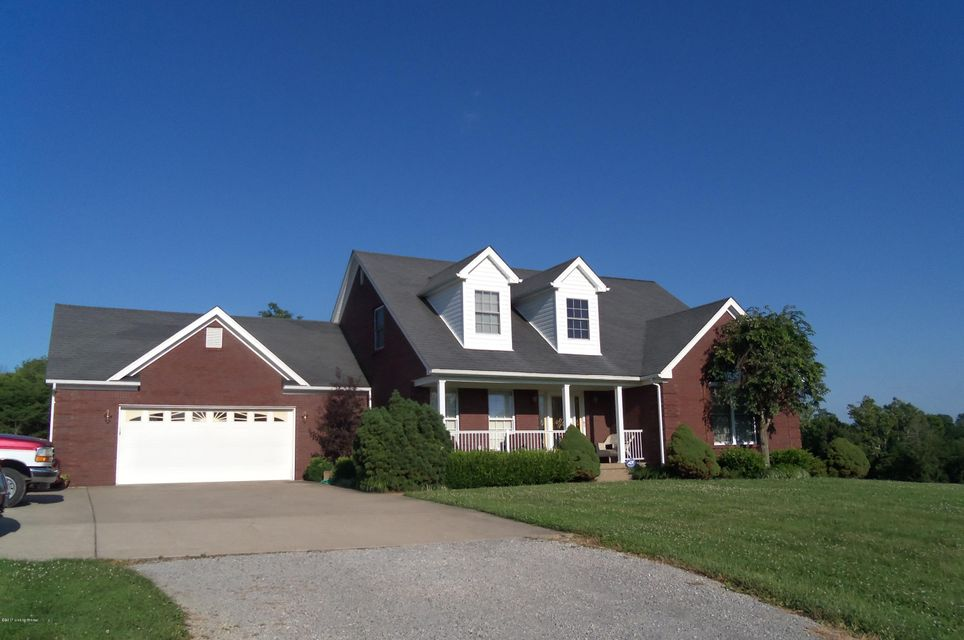 Single Family Home for Sale at 115 Whitaker Lane 115 Whitaker Lane Smithfield, Kentucky 40068 United States