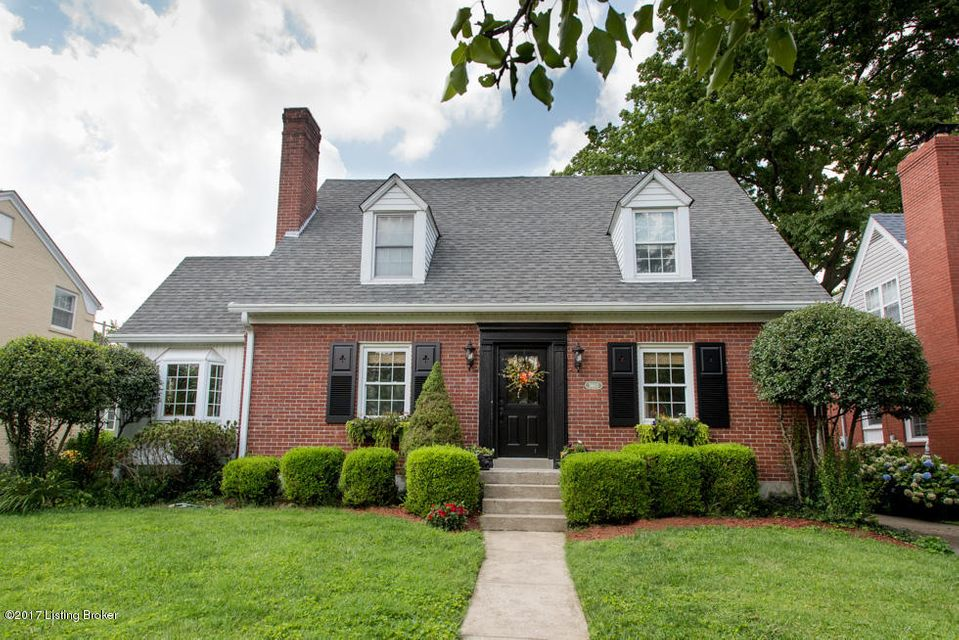 Single Family Home for Sale at 3603 Hycliffe Avenue Louisville, Kentucky 40207 United States