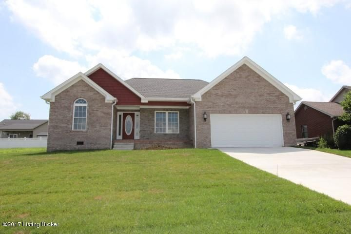 Single Family Home for Sale at 1057 Valhalla Drive 1057 Valhalla Drive Lawrenceburg, Kentucky 40342 United States