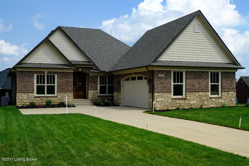 Single Family Home for Sale at 14407 Academy Estates Court Louisville, Kentucky 40245 United States