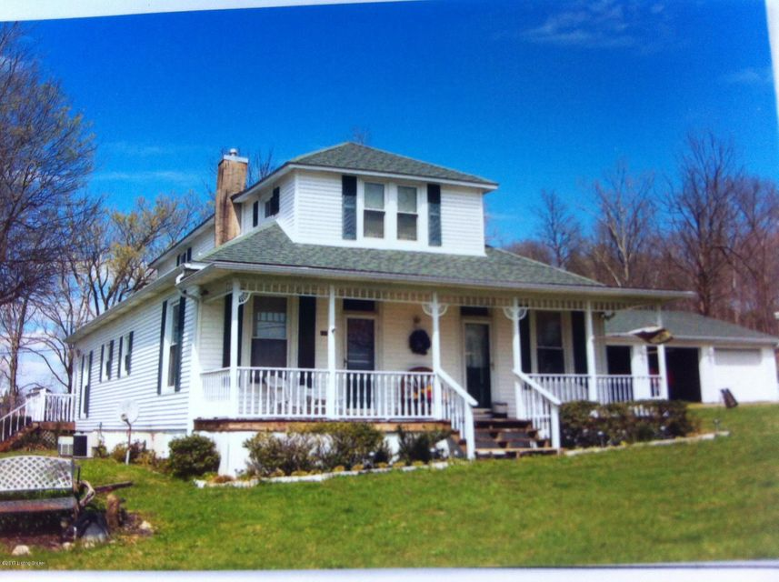 Single Family Home for Sale at 612 E Maple Street Caneyville, Kentucky 42721 United States