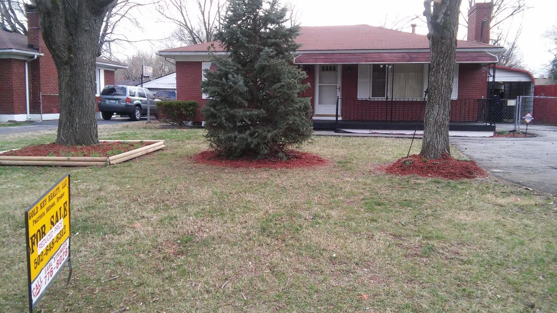 Single Family Home for Sale at 3220 New Lynnview Drive Louisville, Kentucky 40216 United States