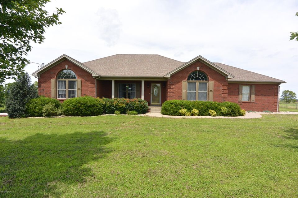 Single Family Home for Sale at 1384 HWY 1066 1384 HWY 1066 Bloomfield, Kentucky 40008 United States