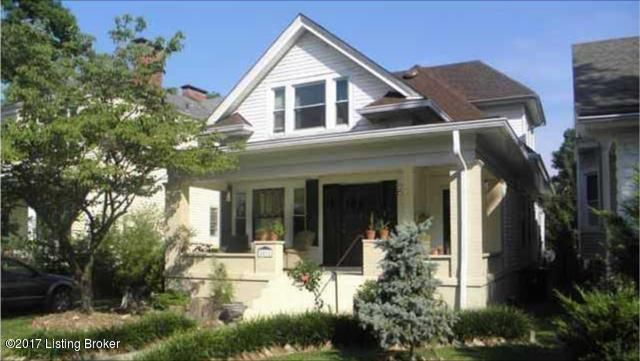 Single Family Home for Rent at 2011 Woodbourne Avenue Louisville, Kentucky 40205 United States