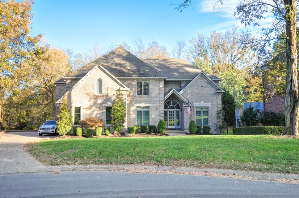 Single Family Home for Sale at 7210 Leafland Place Prospect, Kentucky 40059 United States