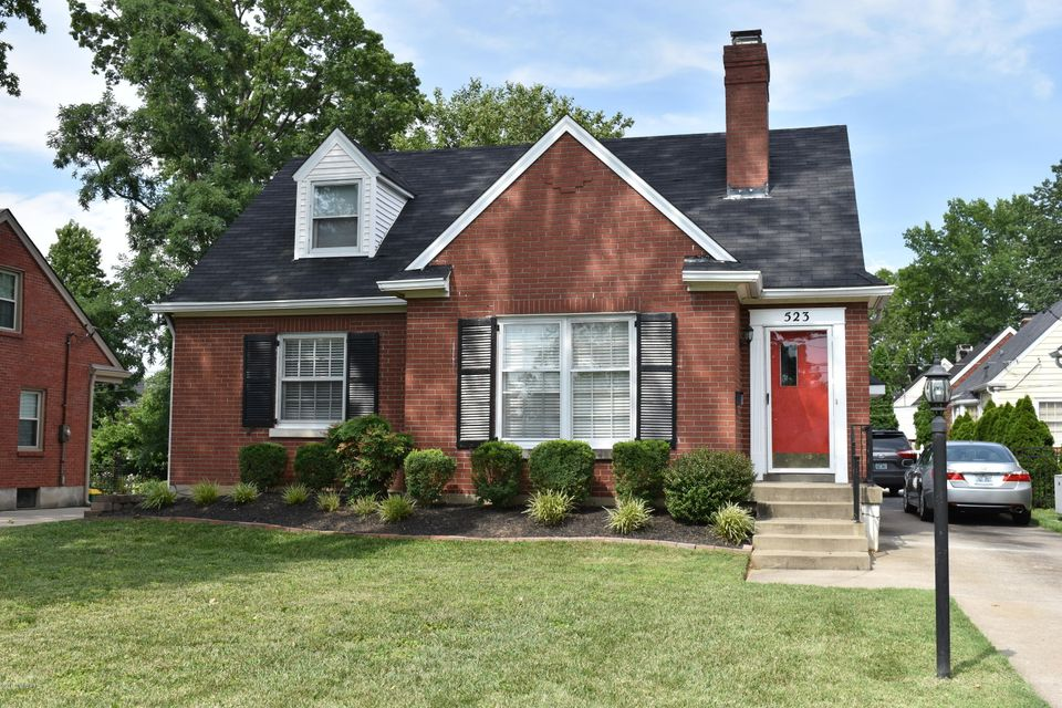 Single Family Home for Sale at 523 Breckenridge Lane Louisville, Kentucky 40207 United States