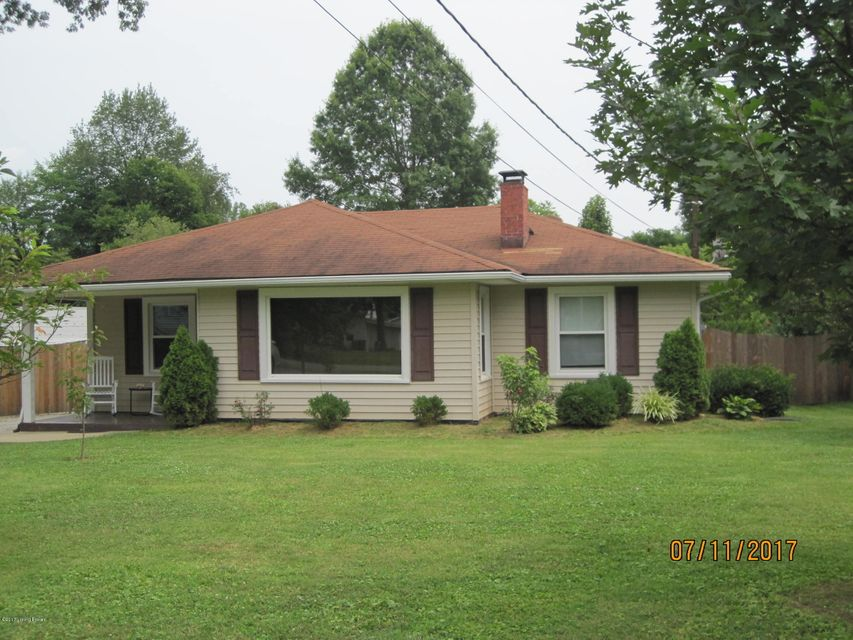 Single Family Home for Sale at 9705 Keys Ferry Road Fairdale, Kentucky 40118 United States