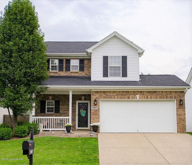 Single Family Home for Sale at 7007 Little Oak Court Louisville, Kentucky 40291 United States