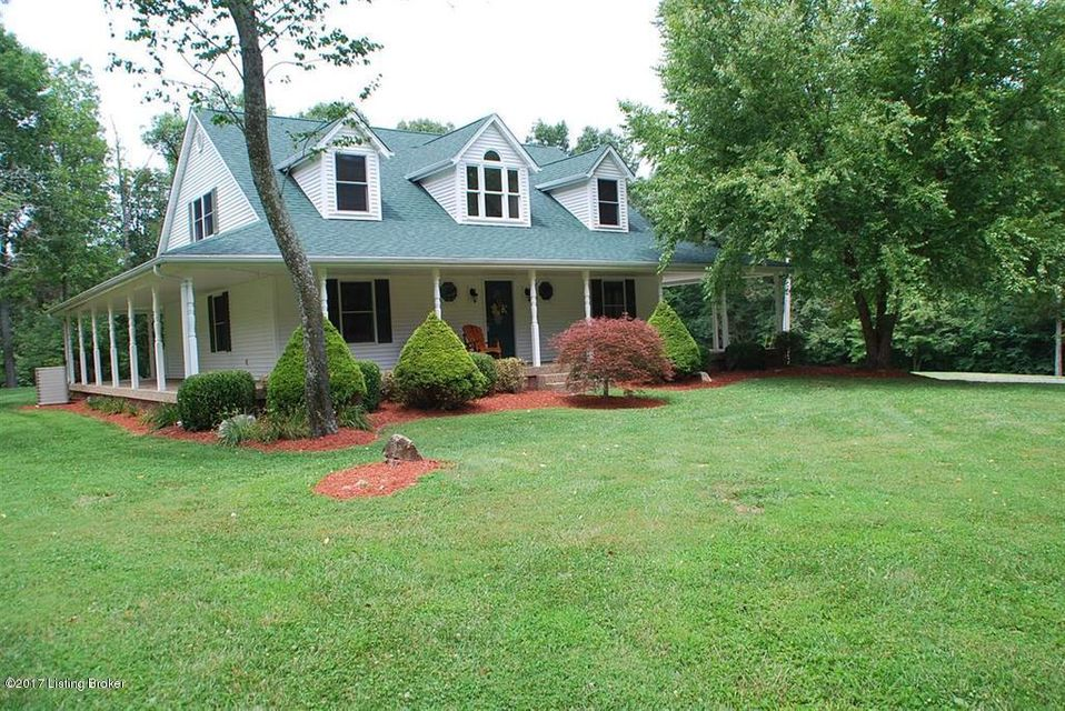 Single Family Home for Sale at 210 Delilah Way Brandenburg, Kentucky 40108 United States