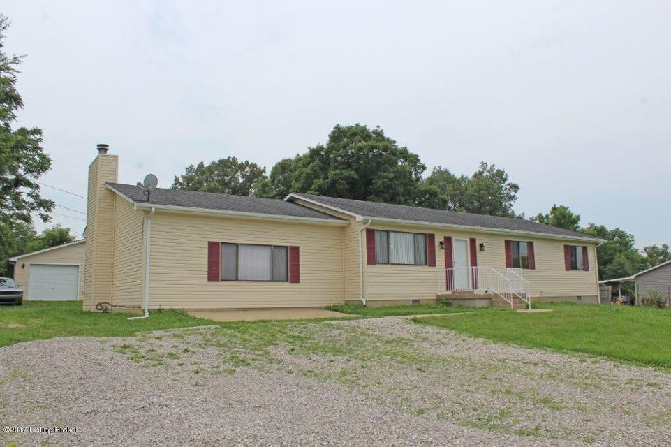 Single Family Home for Sale at 1245 N Thompson Lane 1245 N Thompson Lane Vine Grove, Kentucky 40175 United States