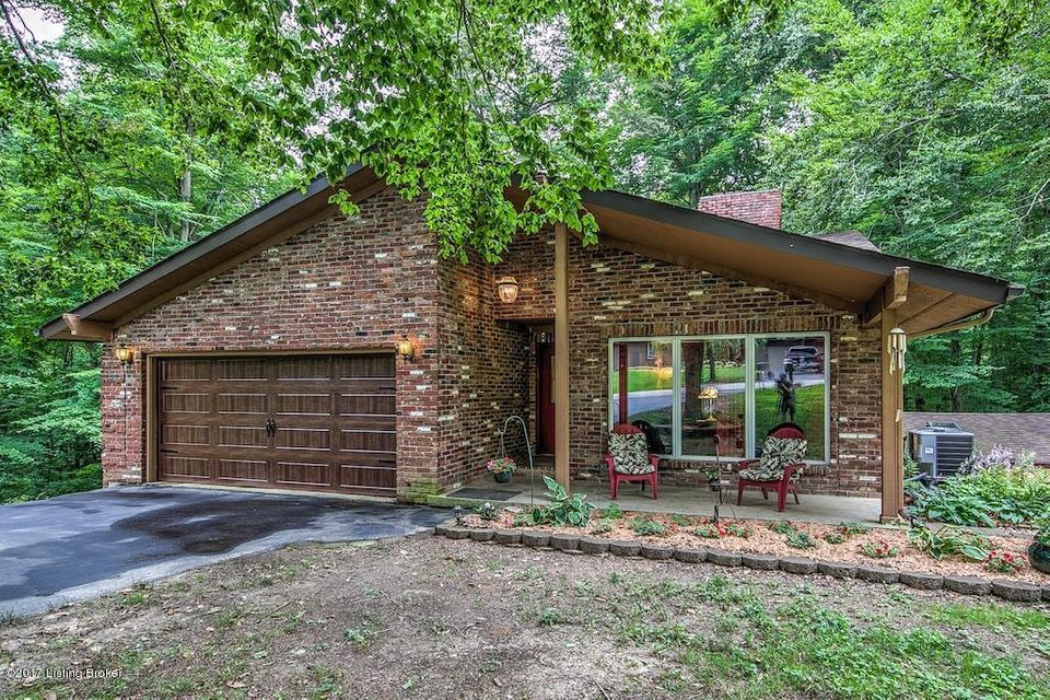 Single Family Home for Sale at 8506 N Valley View Drive Greenville, Indiana 47124 United States