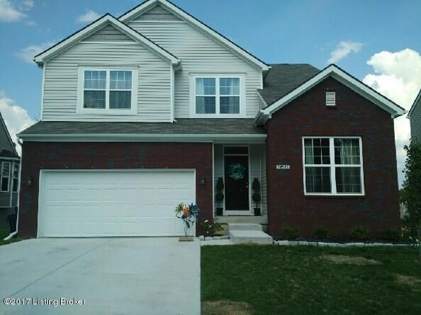 Single Family Home for Sale at 12513 Deer Lake Lane Louisville, Kentucky 40299 United States