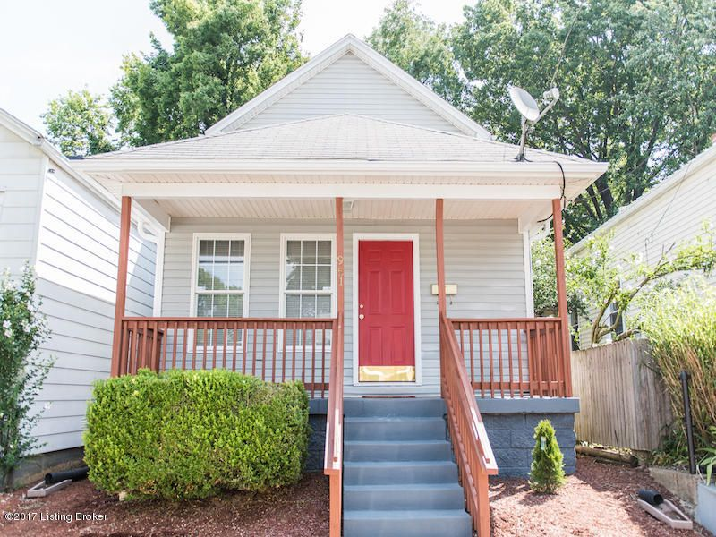 Single Family Home for Sale at 951 Vine Street Louisville, Kentucky 40204 United States