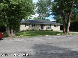 Single Family Home for Sale at 709 Bayne Avenue Shelbyville, Kentucky 40065 United States