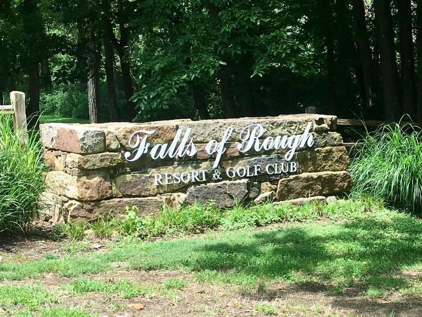 Land for Sale at Lot 197 Green Farm Resort Lot 197 Green Farm Resort Falls Of Rough, Kentucky 40119 United States