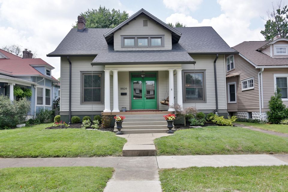 Single Family Home for Sale at 1909 Woodbourne Avenue Louisville, Kentucky 40205 United States