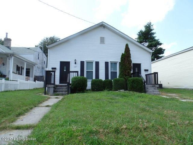 Multi-Family Home for Sale at 1417/1419 Rufer Louisville, Kentucky 40204 United States